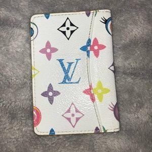 Louis Vuitton Card Holder/ Wallet